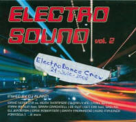 Electro Sound vol.2 (Mixed by Dj Alarm) (2008)